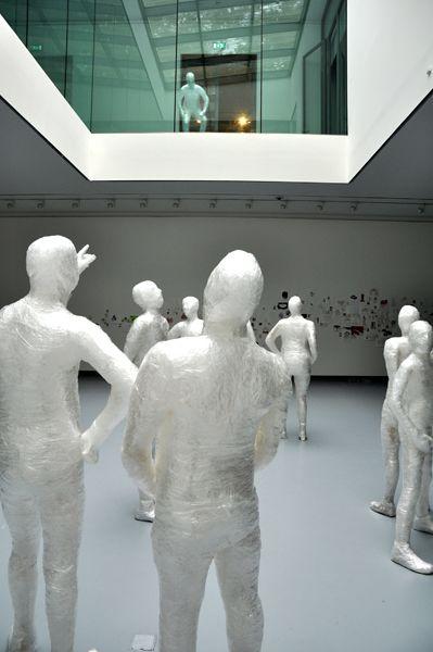 Een nieuw publiek voor de kunst